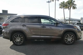 2017 Toyota Kluger GSU55R Grande AWD Predawn Grey 8 Speed Sports Automatic Wagon.