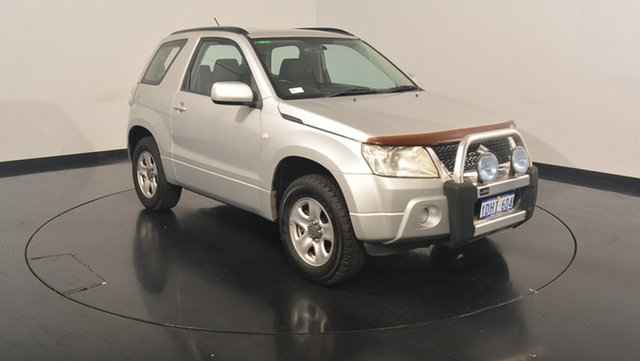 Used Suzuki Grand Vitara JB MY09 , 2009 Suzuki Grand Vitara JB MY09 Silver 5 Speed Manual Hardtop