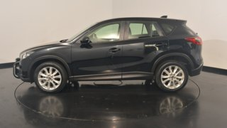 2013 Mazda CX-5 KE1021 MY13 Maxx SKYACTIV-Drive AWD Sport Black 6 Speed Sports Automatic Wagon.