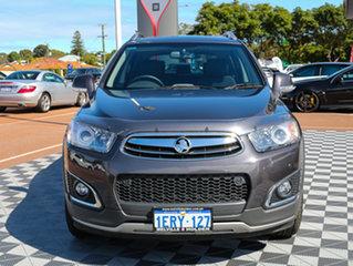 2014 Holden Captiva CG MY15 7 AWD LTZ Grey 6 Speed Sports Automatic Wagon.