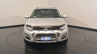 2016 Ford Territory SZ MkII Titanium Seq Sport Shift AWD Silver 6 Speed Sports Automatic Wagon