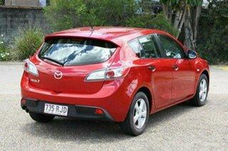 2010 Mazda 3 BL10F1 Neo Red 6 Speed Manual Hatchback.
