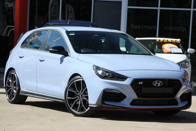 New Hyundai i30 PDe MY18 N Performance, 2018 Hyundai i30 PDe MY18 N Performance Clean Slate 6 Speed Manual Hatchback