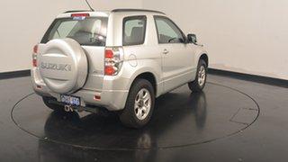 2009 Suzuki Grand Vitara JB MY09 Silver 5 Speed Manual Hardtop