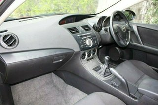 2010 Mazda 3 BL10F1 Neo Red 6 Speed Manual Hatchback