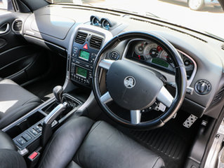 2005 Holden Commodore VZ SS Z Silver 6 Speed Manual Sedan