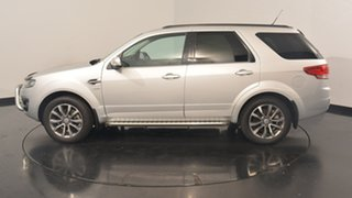 2016 Ford Territory SZ MkII Titanium Seq Sport Shift AWD Silver 6 Speed Sports Automatic Wagon.