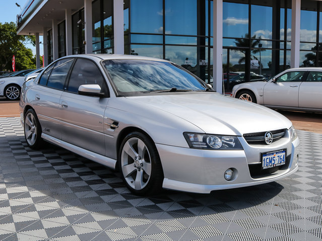 Used Holden Commodore VZ SS Z, 2005 Holden Commodore VZ SS Z Silver 6 Speed Manual Sedan