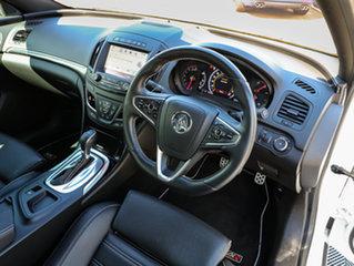 2016 Holden Insignia GA MY16 VXR AWD White 6 Speed Sports Automatic Sedan