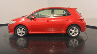 2012 Toyota Corolla ZRE152R MY11 Levin SX Red 4 Speed Automatic Hatchback.