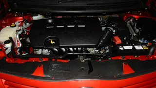 2012 Toyota Corolla ZRE152R MY11 Levin SX Red 4 Speed Automatic Hatchback