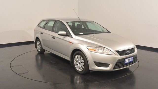 Used Ford Mondeo MB LX, 2010 Ford Mondeo MB LX Silver 6 Speed Sports Automatic Wagon