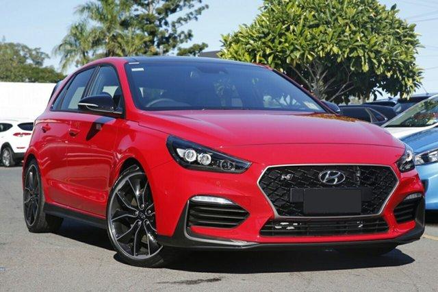 New Hyundai i30 PDe.3 MY20 N Performance, 2020 Hyundai i30 PDe.3 MY20 N Performance Engine Red 6 Speed Manual Hatchback