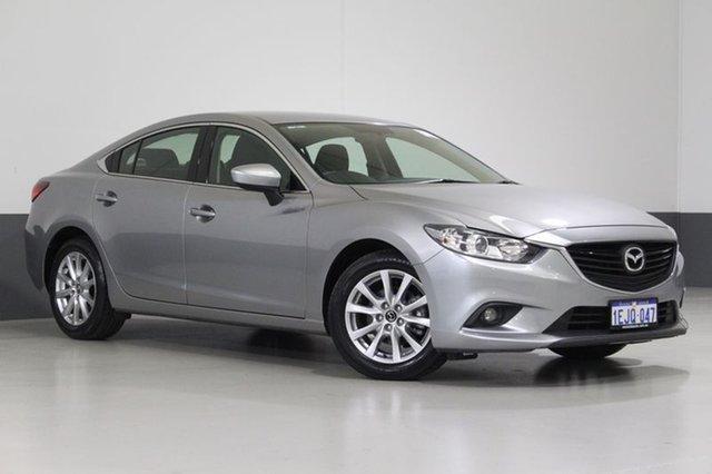 Used Mazda 6 6C Sport, 2013 Mazda 6 6C Sport Silver 6 Speed Automatic Sedan
