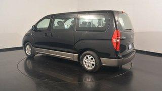 2015 Hyundai iMAX TQ-W MY15 Black 4 Speed Automatic Wagon.