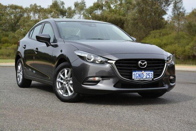 Demo Mazda 3 BN5278 Neo SKYACTIV-Drive Sport, 2018 Mazda 3 BN5278 Neo SKYACTIV-Drive Sport Grey 6 Speed Sports Automatic Sedan