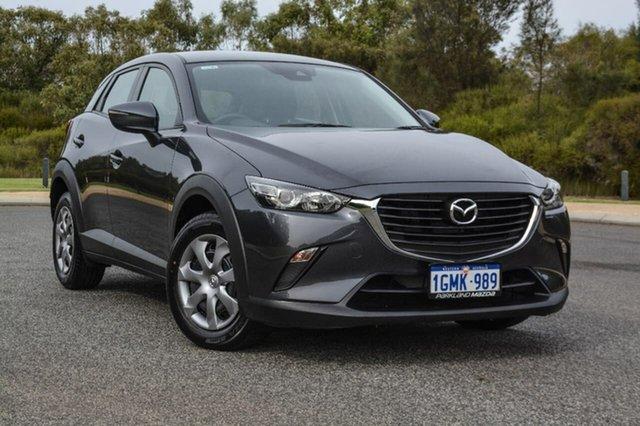 Demo Mazda CX-3 DK2W76 Neo SKYACTIV-MT, 2017 Mazda CX-3 DK2W76 Neo SKYACTIV-MT Grey 6 Speed Manual Wagon