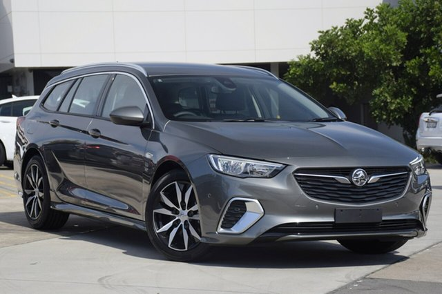 New Holden Commodore ZB MY18 RS Sportwagon, 2018 Holden Commodore ZB MY18 RS Sportwagon Cosmic Grey 9 Speed Sports Automatic Wagon
