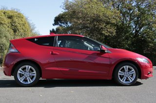 2012 Honda CRZ ZF MY12 Luxury Milano Red 7 Speed Constant Variable Coupe Hybrid
