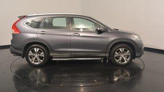 2013 Honda CR-V RM VTi-L 4WD Grey 5 Speed Automatic Wagon