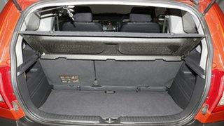 2009 Hyundai Getz TB MY09 SX Tango Red 5 Speed Manual Hatchback