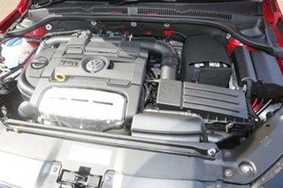 2013 Volkswagen Jetta 1B MY13.5 118TSI DSG Red 7 Speed Sports Automatic Dual Clutch Sedan