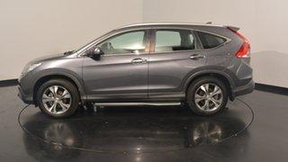 2013 Honda CR-V RM VTi-L 4WD Grey 5 Speed Automatic Wagon.