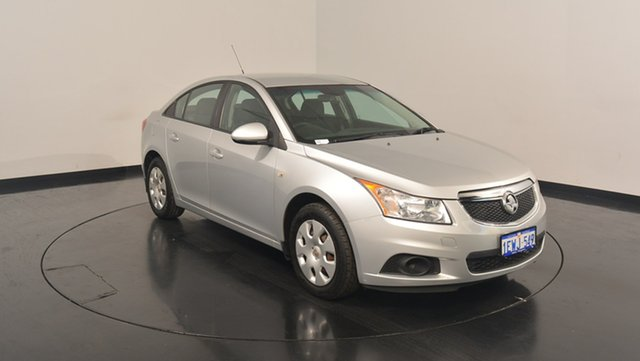 Used Holden Cruze JG CD, 2011 Holden Cruze JG CD Silver 6 Speed Sports Automatic Sedan