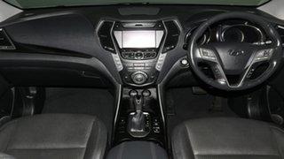 2014 Hyundai Santa Fe DM MY14 Highlander Sleek Silver 6 Speed Sports Automatic Wagon