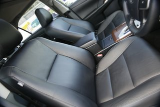 2012 Toyota Aurion GSV50R Presara Black 6 Speed Sports Automatic Sedan