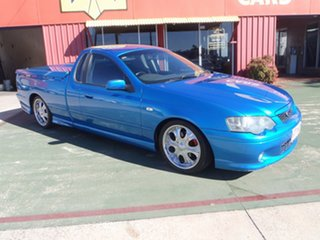 2003 Ford Falcon BA XR8 Ute Super Cab Blueprint 4 Speed Sports Automatic Utility.