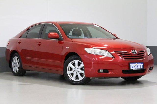Used Toyota Camry ACV40R 09 Upgrade Ateva, 2009 Toyota Camry ACV40R 09 Upgrade Ateva Wildfire 5 Speed Automatic Sedan
