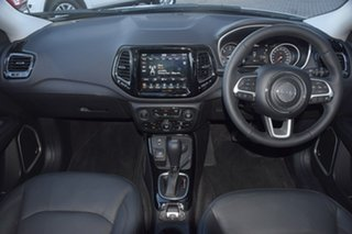 2018 Jeep Compass M6 MY18 Limited Minimal Grey 9 Speed Automatic Wagon