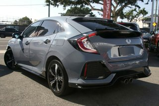 2019 Honda Civic 10th Gen MY18 RS Sonic Grey 1 Speed Constant Variable Hatchback.