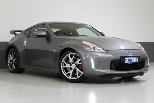 Used Nissan 370Z Z34 MY13 , 2012 Nissan 370Z Z34 MY13 Grey 6 Speed Manual Coupe