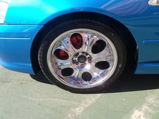 2003 Ford Falcon BA XR8 Ute Super Cab Blueprint 4 Speed Sports Automatic Utility