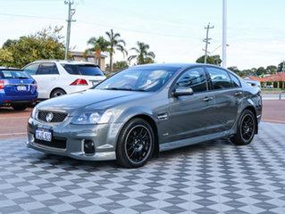 2011 Holden Commodore VE II SS Grey 6 Speed Sports Automatic Sedan.