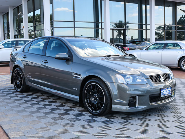 Used Holden Commodore VE II SS, 2011 Holden Commodore VE II SS Grey 6 Speed Sports Automatic Sedan