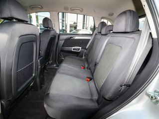 2009 Holden Captiva CG MY10 5 Silver 5 Speed Manual Wagon