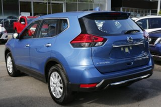 2018 Nissan X-Trail T32 Series II ST X-tronic 2WD Marine Blue 7 Speed Constant Variable Wagon.