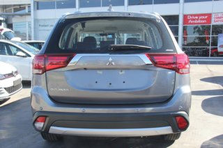 2018 Mitsubishi Outlander ZL MY19 ES AWD ADAS Titanium 6 Speed Constant Variable Wagon