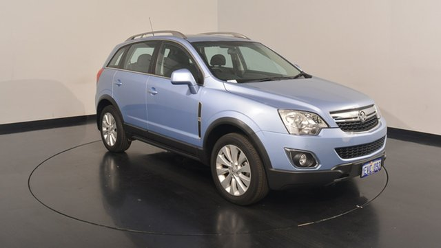Used Holden Captiva CG MY15 5 LTZ, 2015 Holden Captiva CG MY15 5 LTZ Blue 6 Speed Sports Automatic Wagon
