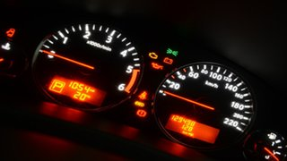 2013 Nissan Navara D40 S5 MY12 ST-X Silver 7 Speed Sports Automatic Utility