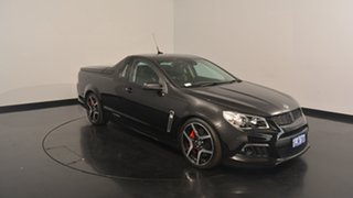 2014 Holden Special Vehicles Maloo GEN-F MY14 R8 Black 6 Speed Sports Automatic Utility