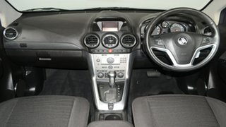 2015 Holden Captiva CG MY15 5 LTZ Blue 6 Speed Sports Automatic Wagon