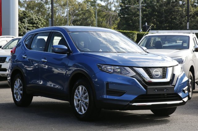 New Nissan X-Trail T32 Series II ST X-tronic 2WD, 2020 Nissan X-Trail T32 Series II ST X-tronic 2WD Marine Blue 7 Speed Constant Variable Wagon