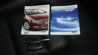 2012 Ford Falcon FG MkII G6 Limited Edition Silver 6 Speed Sports Automatic Sedan