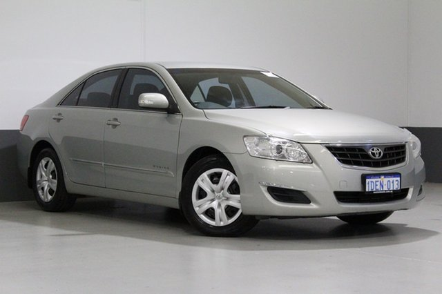 Used Toyota Aurion GSV40R AT-X, 2009 Toyota Aurion GSV40R AT-X Silver 6 Speed Auto Sequential Sedan