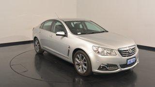 2013 Holden Calais VF MY14 V Silver 6 Speed Sports Automatic Sedan.