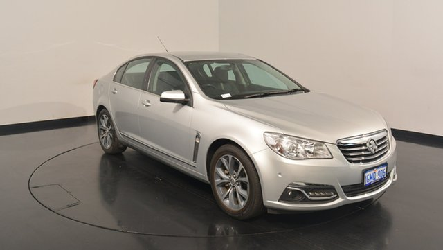 Used Holden Calais VF MY14 V, 2013 Holden Calais VF MY14 V Silver 6 Speed Sports Automatic Sedan